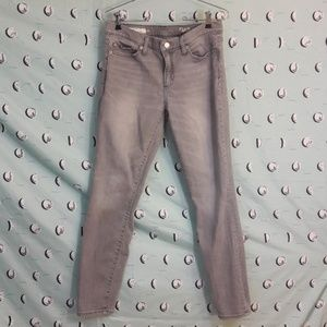 Gap Authentic True Skinny Jean Sz 28